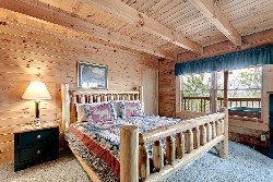 Romantic Retreat Pet-Friendly Cabin in the Smokies
